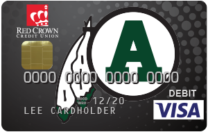 Adair Warriors Debit Card