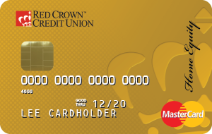 Credit Cards From Red Crown Credit Union