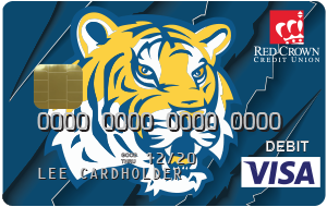 Pryor Tigers Debit Card