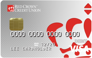 White Debit Card