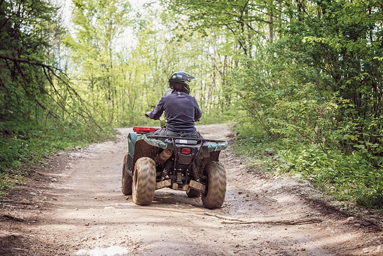 ATV Loans From Red Crown Credit Union