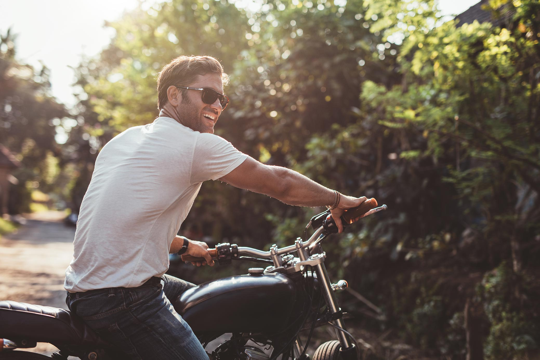 Motorcycle Loans From Red Crown Credit Union