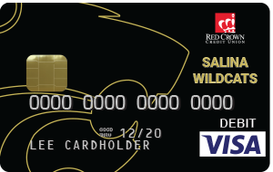 Salina Wildcats Debit Card