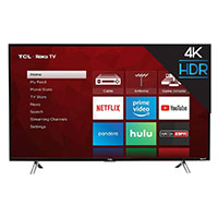 49 in TCL Smart TV