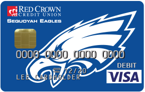 Sequoyah Eagles Debit Card